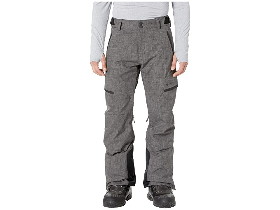 Obermeyer Orion Pants (Carbon Black) Men