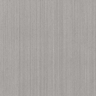 Romosa Wallcoverings 787-33 Serenity Vinyl Textured Wallpaper, Metallic Gray