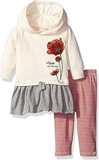 Ivory 3-6 Months Burts Bees Baby-Girls Newborn Corduroy Sunflower Button Down Dress