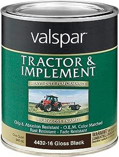 valspar farm equipment paint