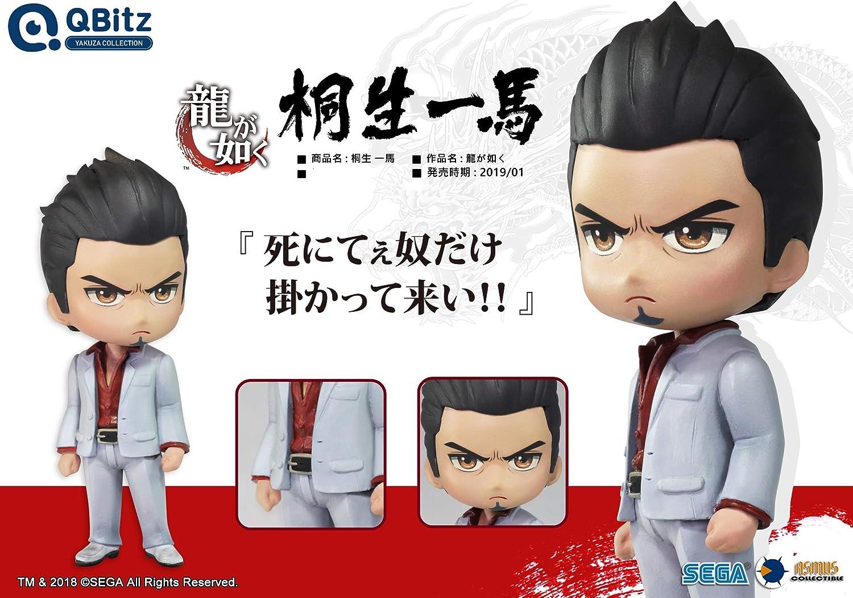 Asmus Toys Yakuza Kazuma Kiryu /& Goro Majima 4/'/' Mini Ver Action Figure Instock