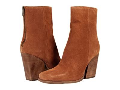 Seychelles Every Time You Go (Cognac Suede) Women