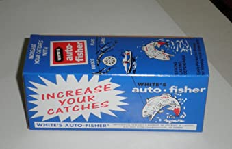 Mechanical Whites Auto Fisher 12 Pack - Excellent Device For Ice Fishing