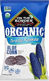 organic blue corn tortilla chips trader joe's
