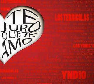 Te Juro Que Te Amo 2CD Caja De Carton