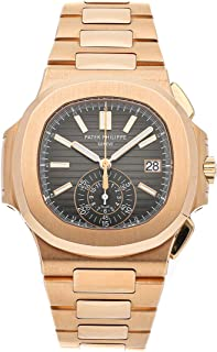 Patek Philippe Complications Mechanical (Automatic) Black Dial Mens Watch 5980/1R-001 (Certified Pre-Owned)