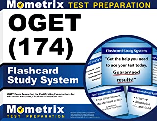OGET (174) Flashcard Study System: OGET Test Practice Questions & Exam Review for the Certification Examinations for Oklahoma Educators / Oklahoma General Education Test (Cards)