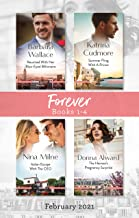 Forever Box Set Feb 2021/Reunited with Her Blue-Eyed Billionaire/Summer Fling with a Prince/Italian Escape with the CEO/Th...