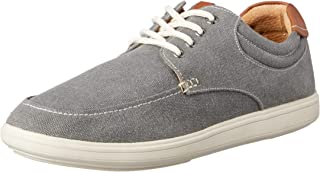 Hush Puppies Mens Simpson Lace-Up Flats Brown