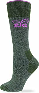 Women's Heavy Wool Blend Boot Socks (1-Pair)