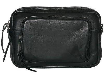 Lucky Brand Inzy Belt Bag (Black) Handbags