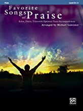 Favorite Songs of Praise (Solo-Duet-Trio with Optional Piano): Flute (Favorite Instrumental Series)