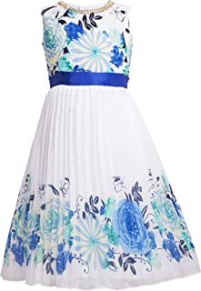 My Lil Princess Baby Girl's A-Line Maxi Frock