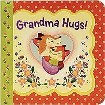 Grandma Hugs: Greeting Card Book With Envelope and Decorative Foil Seal (Little Bird Greetings Keepsake Book)