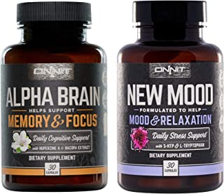 Best onnit new mood Reviews