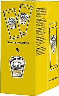 comprar comparacion Mostaza Heinz Monodosis 200 x 11gr-10ml