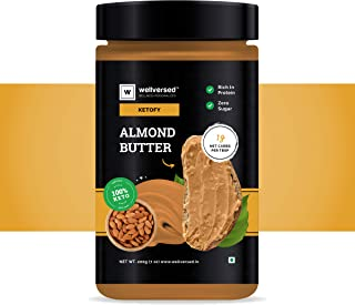 Ketofy - Almond Butter (200g) | Ultra Low Carb Almond Butter