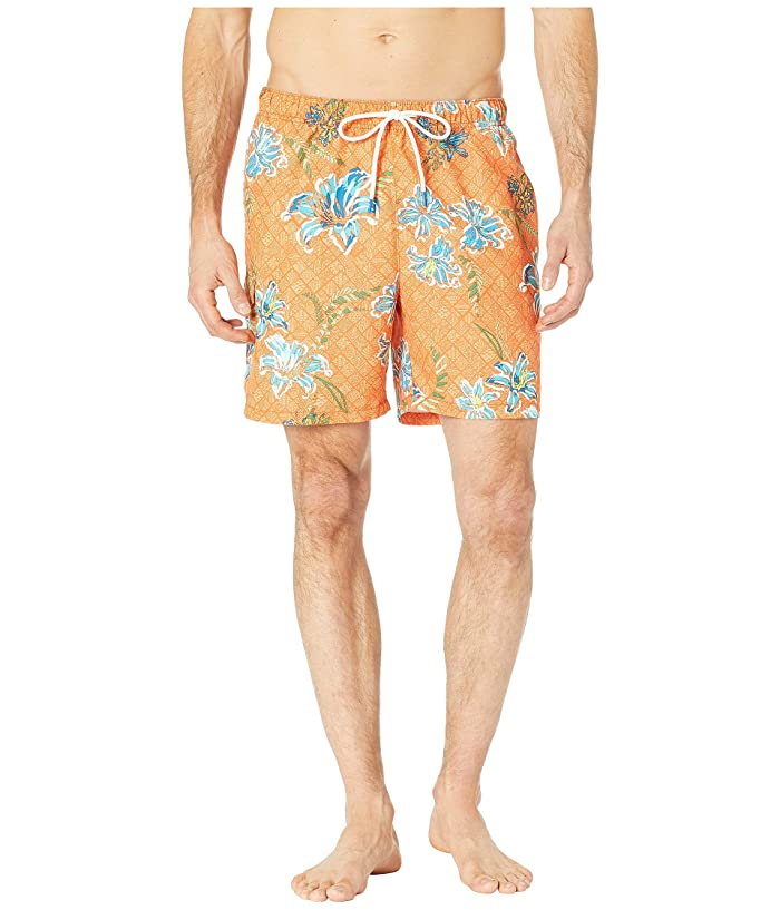Tommy Bahama Naples Tahitian Etch (Birds of Paradise) Men