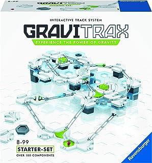 Ravensburger Gravitrax - Juguete de mármol y tallo para niños y niñas de 8 años y hasta un innovador conjunto de construcción con infinitas posibilidades de construcción