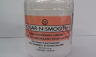 Clear-N-Smooth Skin Lightening Cream 4oz