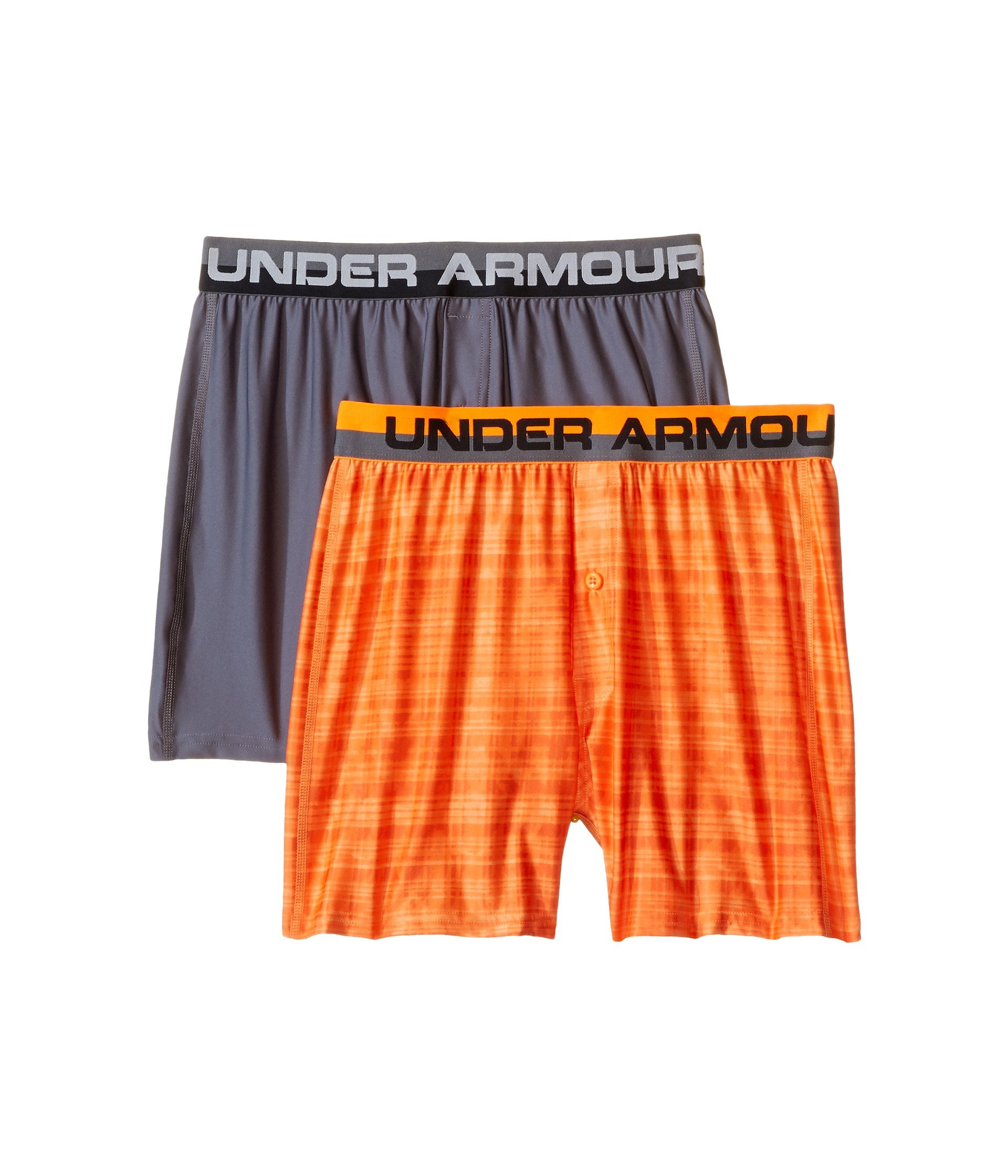 Ropa Interior para Niño Under Armour Kids O-Series Boxer Shorts (Big Kids)  + Under Armour en VeoyCompro.net