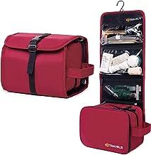 Hanging Toiletry Bag for Women - Hanging Makeup Bag - Cosmetic Travel Bag - Toiletries Bag Women - Make Up Bag - Travel Bags For Women - Cosmetic Bag - Makeup Bag Organizer - Toiletry Bag for Men