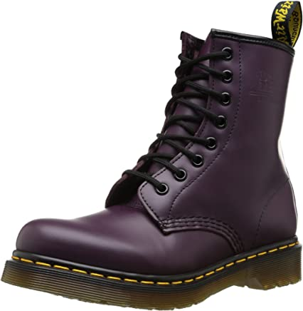 Dr. Martens Original 1460, Unisex Adults� Lace-Up Boots