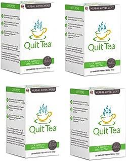Best quit tea ingredients Reviews