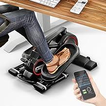 Beursprimeur 2020! Mini hometrainer met app, stepper DFX100 crosstrainer voor beweging op kantoor, dagelijks gebruik en th...