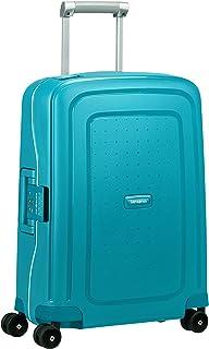 Samsonite S'Cure Borsone a Mano, 34 l, S (55 cm - 34 L), Blu (Petrol Blue Capri)