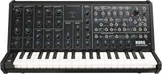 Korg MS20 Mini Semi-Modular Analog Synthesizer (MS20MINI), MultiColored, M (Renewed)