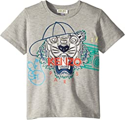 Summer Tiger Tee (Toddler/Little Kids)