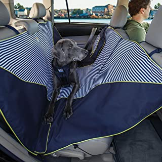 Kurgo Dog Hammock Style Seat Cover for Pets, Pet Seat Cover, Dog Car Hammock - Water-Resistant