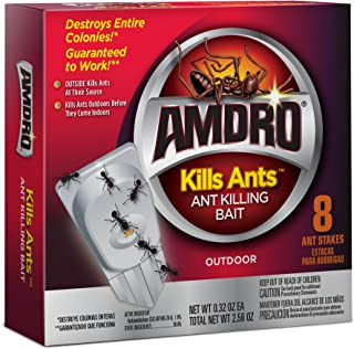 Amdro Kills Ants Stakes 8 Pack