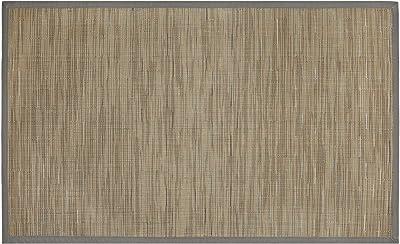 (46cm x 80cm, Gold) - Topotdor Indoor and Outdoor Door Mat Rug Rectangular Non-Slip 46cm by 80cm Beige,Gold