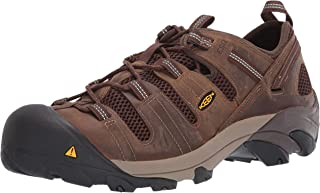 KEEN Utility Men's Atlanta Cool Soft Toe ESD Work Boot