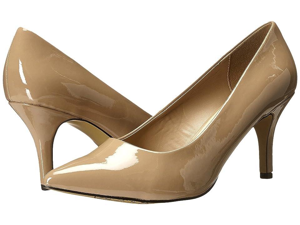 Bella-Vita Define (Nude Patent) High Heels
