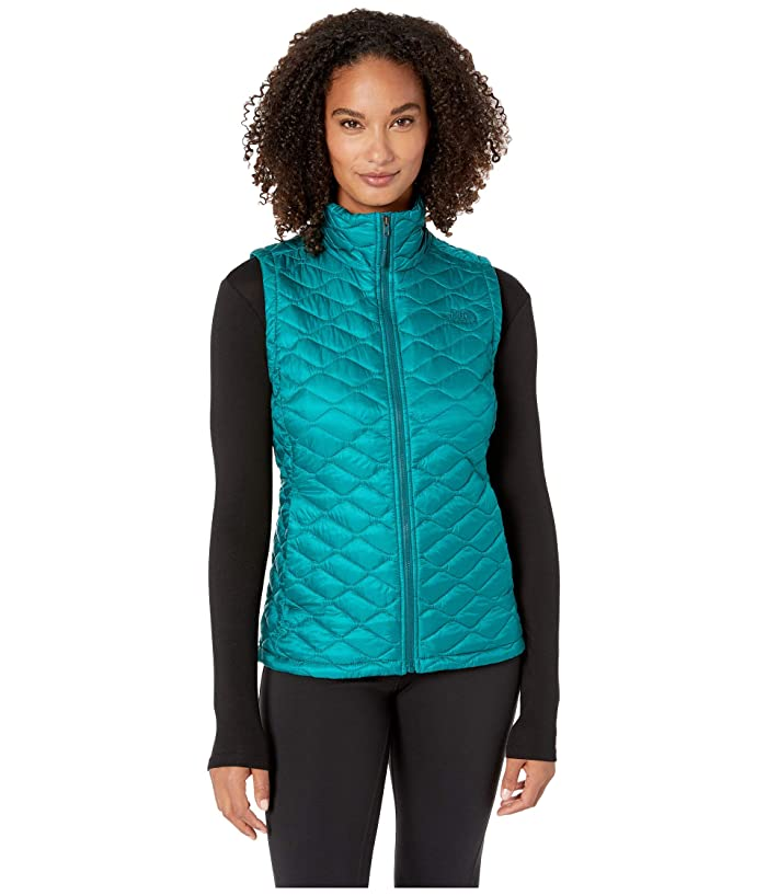 The North Face ThermoBalltm Vest (Everglade) Women