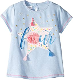 Four Birthday Tee (Toddler)