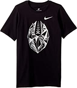 Nike Kids - Dry Football Icon Tee (Little Kids/Big Kids)