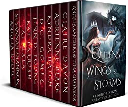 Queens of Wings & Storms: A Limited Edition Fantasy & Urban Fantasy Collection