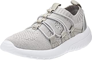 Shoexpress Laced Up Slip-On Sneakers For Women