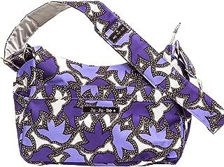 Ju-Ju-Be Hobo Be Messenger Diaper Bag, Lilac Lace