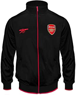 Arsenal Football Club Official Soccer Gift Boys Retro Track Top Jacket