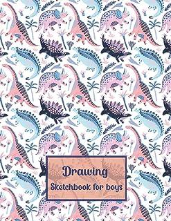 Drawing Sketchbook for Boys: Huge Sketchbook|Sketch Pad Kids|Painting Sketch Book|Kids Drawing Pad|Artistic Sketchbook|Art...