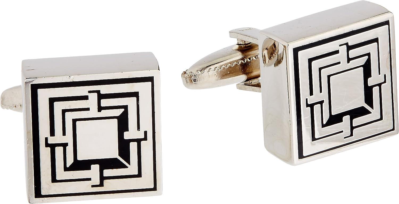 ACME Studios Block Cufflinks by Frank Lloyd Wright (A1W56C)