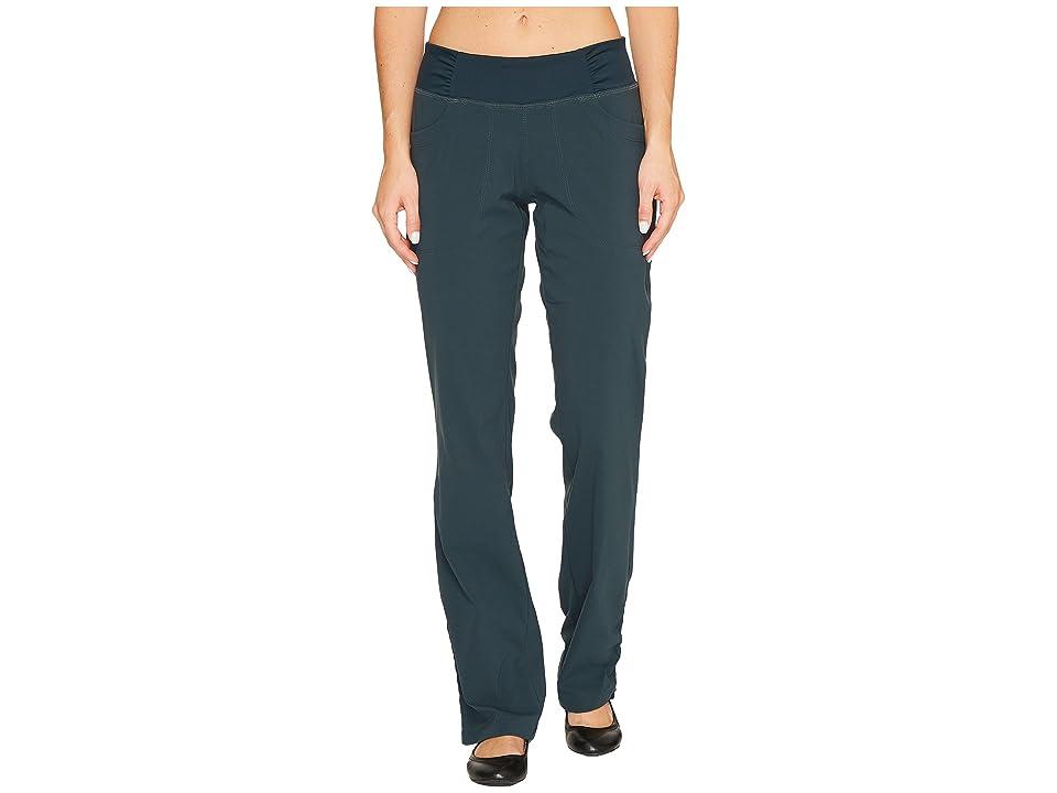 Mountain Hardwear Dynamatm Pant (Blue Spruce) Women