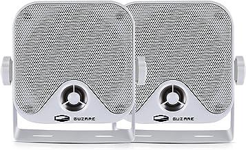 $33 » Sponsored Ad - Marine Speakers Waterproof 4 Inches Heavy Duty Surface Mount Outdoor Boat Speaker 100 Watts for ATV UTV RZR...