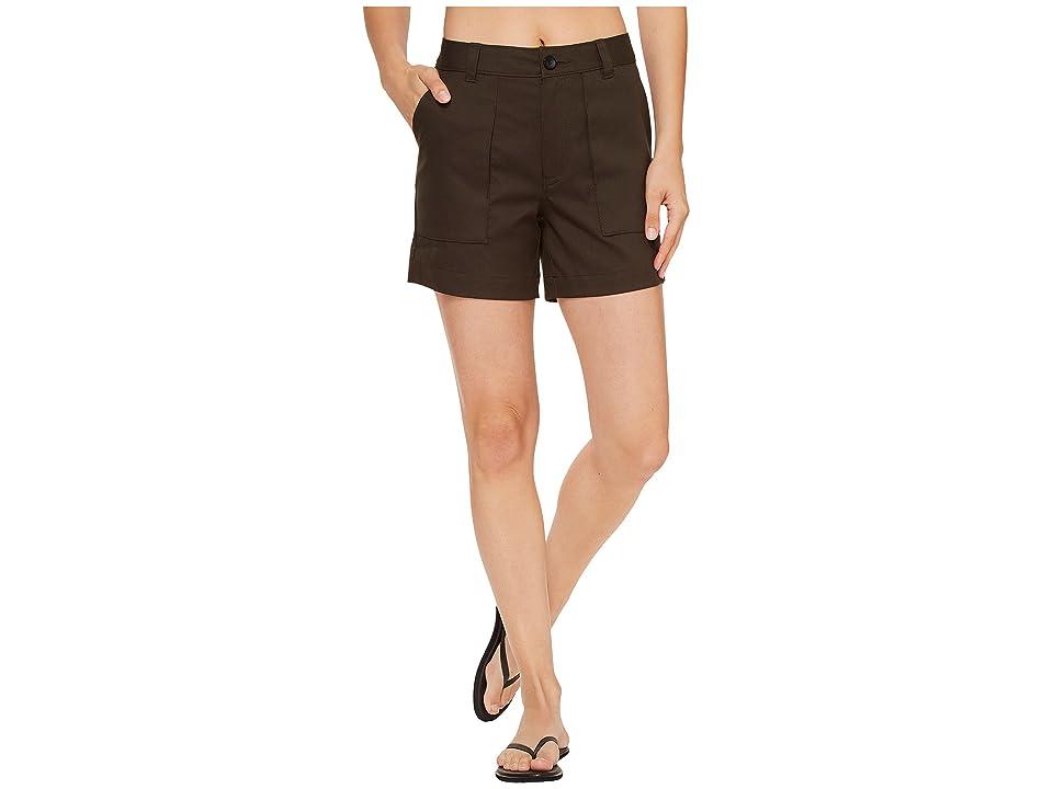 NAU Kush Shorts (Clove) Women
