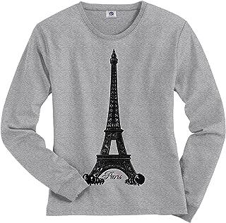 Best women's paris t shirt Reviews